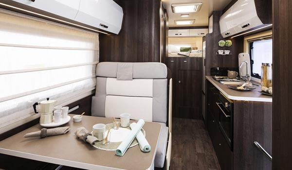 Midlands Motorhome Features