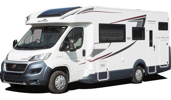 Midlands Motorhome Fleet