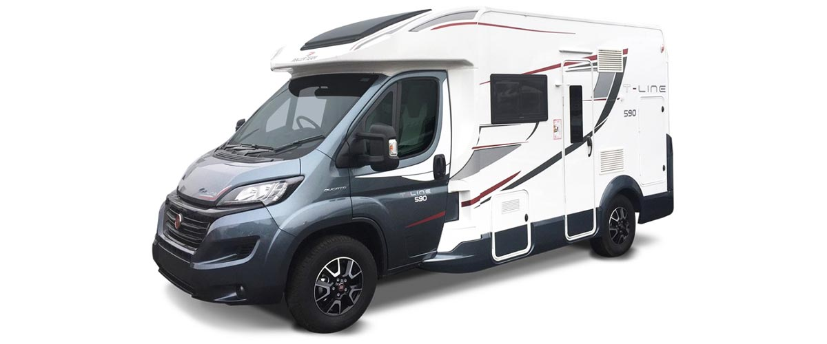 Auto Roller T-Line 590 Automatic Motorhome