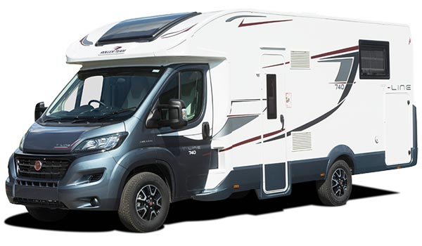 Auto Roller T-Line 740 Motorhome