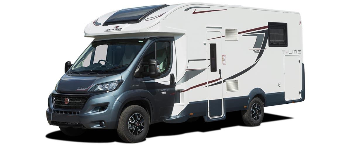 Auto Roller T-Line 740 Automatic Motorhome
